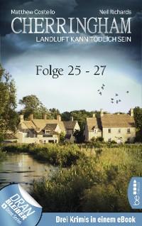 Cover Cherringham Sammelband IX Folge 25-27