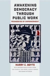 Cover Awakening Democracy through Public Work