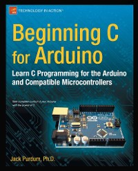 Cover Beginning C for Arduino