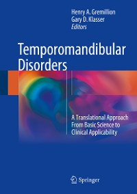 Cover Temporomandibular Disorders