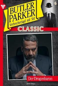 Cover Butler Parker Classic 6 – Kriminalroman