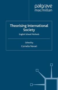 Cover Theorising International Society
