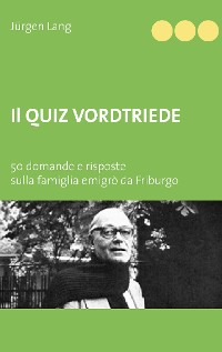Cover Il Quiz Vordtriede
