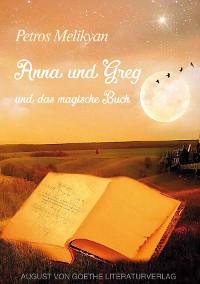 Cover Anna und Greg und das magische Buch