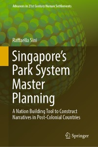 Cover Singapore's Park System Master Planning