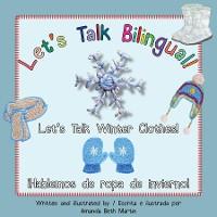 Cover Let's Talk Winter Clothes!/¡Hablemos de ropa de invierno!