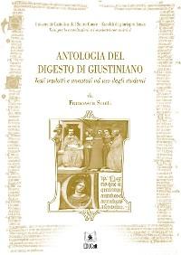 Cover Antologia del digesto di Giustiniano