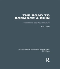 Cover Road to Romance and Ruin