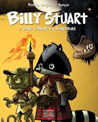 Cover Billy Stuart 2 - Dans l'antre du Minotaure