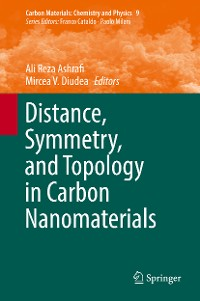 Cover Distance, Symmetry, and Topology in Carbon Nanomaterials