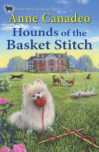 Cover Hounds of the Basket Stitch