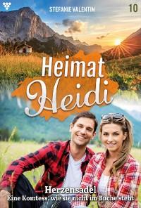 Cover Heimat-Heidi 10 – Heimatroman