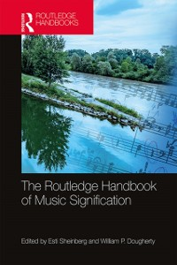 Cover Routledge Handbook of Music Signification