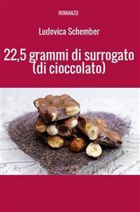 Cover 22,5 grammi di surrogato (di cioccolato)