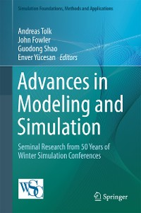 Cover Advances in Modeling and Simulation