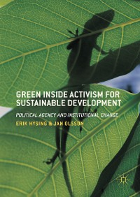 Cover Green Inside Activism for Sustainable Development