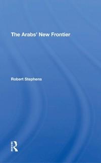 Cover Arabs' New Frontier