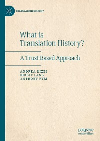 Cover What is Translation History?