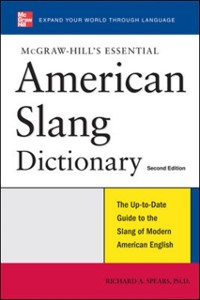 Cover McGraw-Hill's Essential American Slang