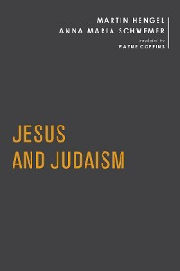 Cover Jesus and Judaism