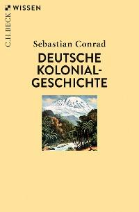 Cover Deutsche Kolonialgeschichte