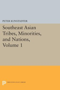 Cover Southeast Asian Tribes, Minorities, and Nations, Volume 1