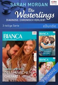 Cover Die Westerlings - Diagnose: Chronisch verliebt (3-teilige Serie)