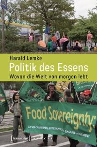 Cover Politik des Essens