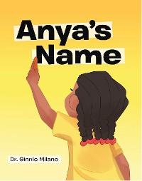 Cover Anya's Name