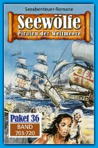 Cover Seewölfe Paket 36