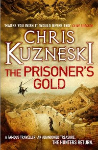 Cover Prisoner's Gold (The Hunters 3)