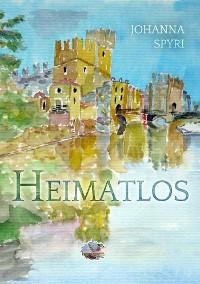 Cover Heimatlos (Illustriert)