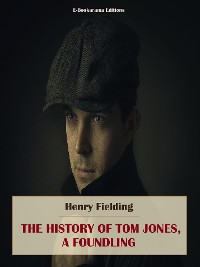 Cover The History of Tom Jones, a Foundling