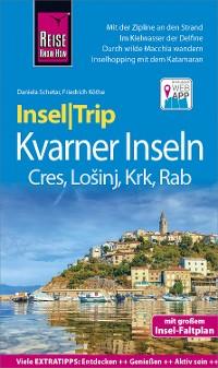 Cover Reise Know-How InselTrip Kvarner Inseln (Cres, Lošinj, Krk, Rab)