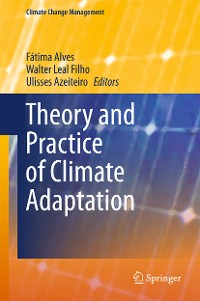 Cover Theory and Practice of Climate Adaptation