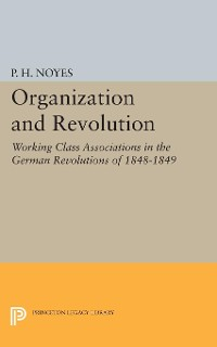 Cover Organization and Revolution