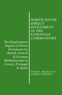 Cover North-South Direct Investment in the European Communities