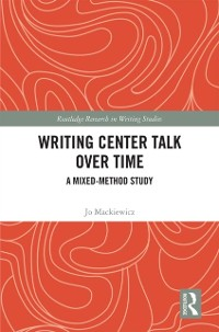 Cover Writing Center Talk over Time