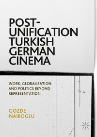 Cover Post-Unification Turkish German Cinema