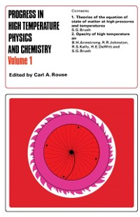 Cover Progress in High Temperature Physics and Chemistry