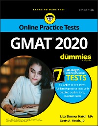 Cover GMAT For Dummies 2020
