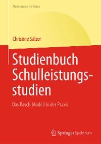 Cover Studienbuch Schulleistungsstudien