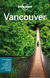 Cover Lonely Planet Reiseführer Vancouver