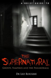 Cover Brief Guide to the Supernatural