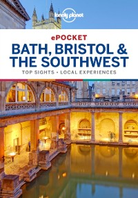 Cover Lonely Planet Pocket Bath, Bristol & the Southwest