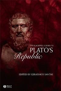 Cover The Blackwell Guide to Plato's Republic