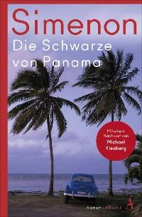 Cover Die Schwarze von Panama