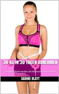 Cover 30 kg in 30 Tagen abnehmen