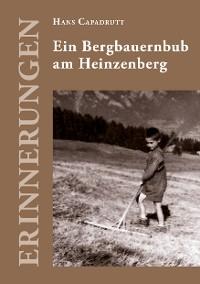 Cover Ein Bergbauernbub am Heinzenberg