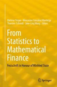 Cover From Statistics to Mathematical Finance